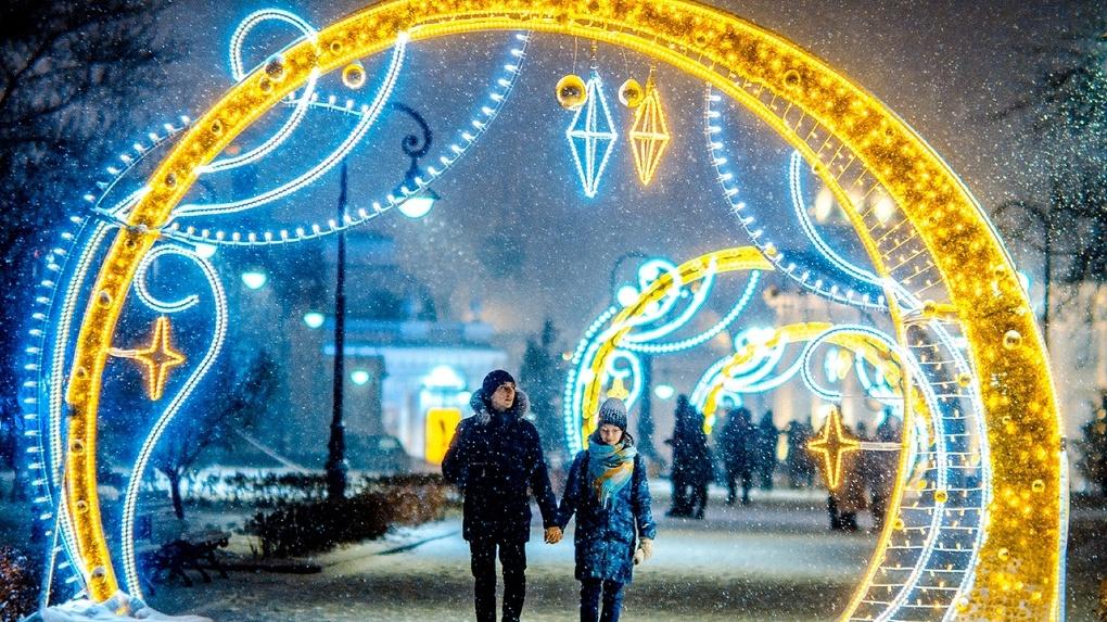 Главные новогодние и рождественские мероприятия
