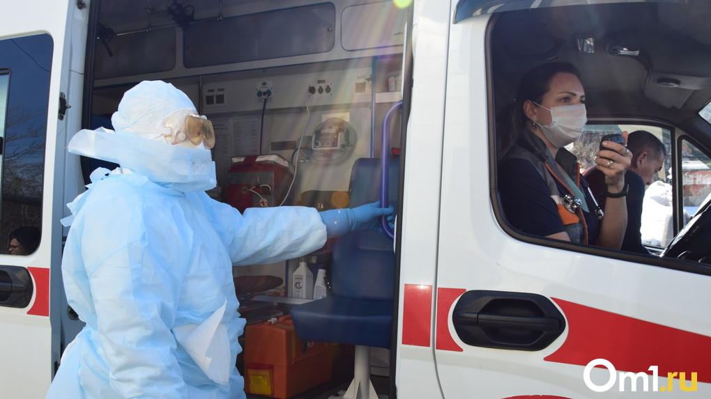 4819 заражённых: за сутки в Новосибирской области коронавирус выявлен у 108 человек