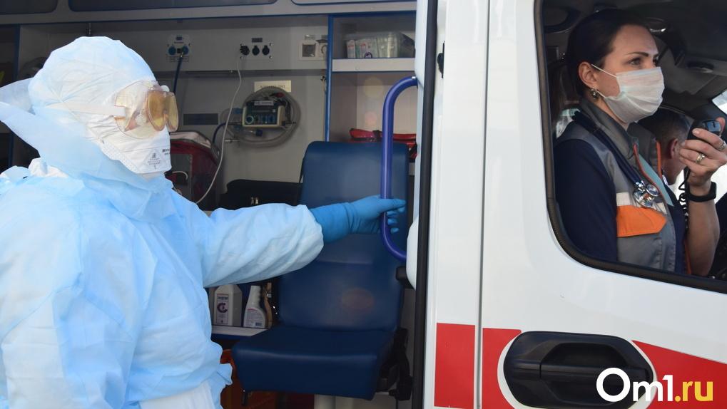 539 человек скончались от коронавируса в Новосибирской области