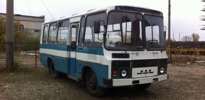 По Омской области курсировал маршрутный автобус под управлением водителя без прав