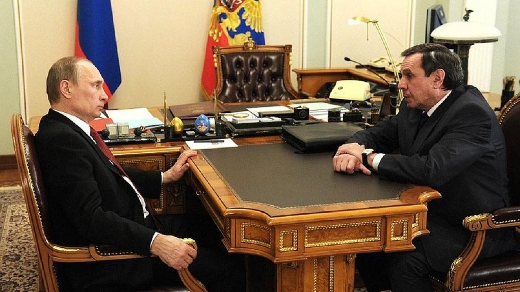 Путин уволил губернатора соседней Новосибирской области Городецкого