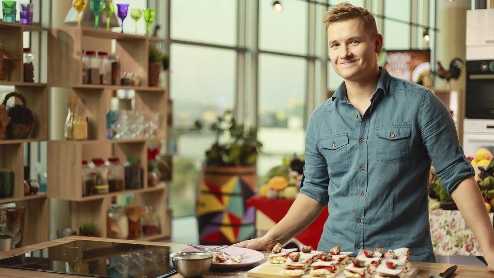 Ведущий «ПроСТО кухня» Александр Белькович: «У меня самый главный кулинар дома — жена»