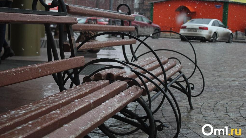Ветры, гололед и до -19: весеннее тепло в Омск пока что не собирается