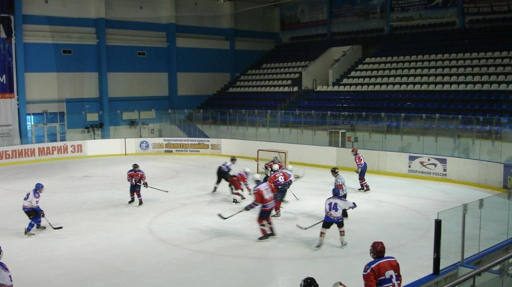 Под Новосибирском открыли спорткомплекс-долгострой с искусственным льдом