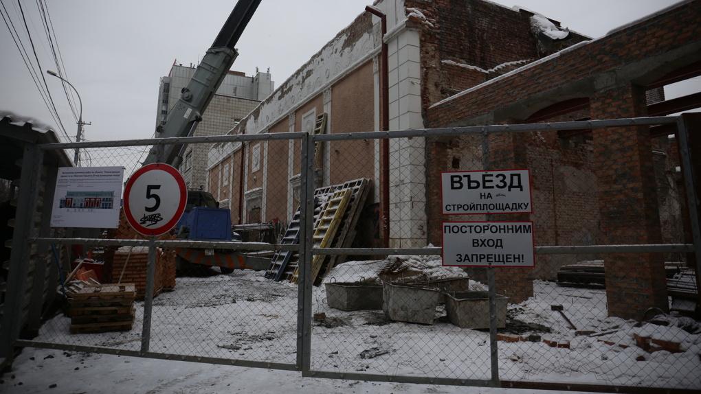 530 млн рублей направят на реконструкцию новосибирского театра Афанасьева