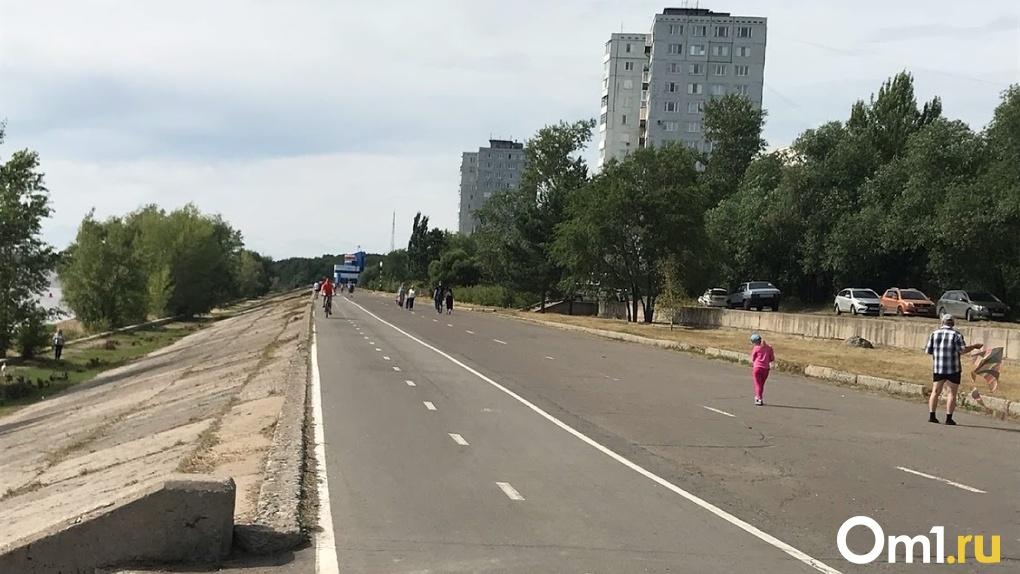 Аквапарк, кинотеатр и рестораны на воде. Что появится на новой набережной в Омске за 7 млрд рублей?