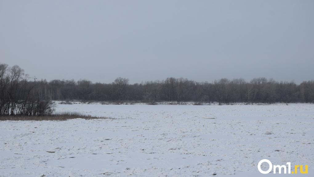 Снегопад обрушится на Новосибирск в ближайшие выходные