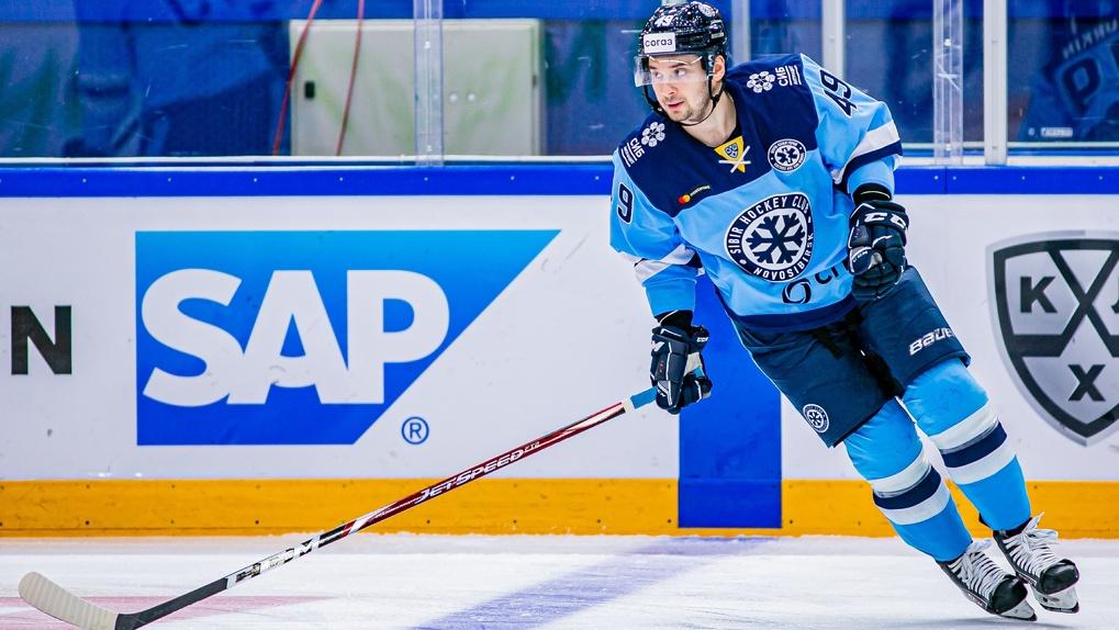 ХК «Сибирь» разгромила «Торпедо» в матче КХЛ после пяти поражений