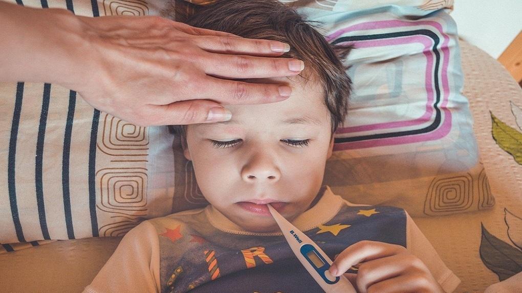 В Новосибирской области превышен эпидемиологический порог по ОРВИ