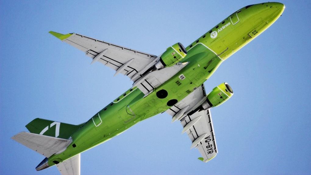 Новосибирская авиакомпания S7 нарастила пассажиропоток по России за январь — сентябрь 2020 года