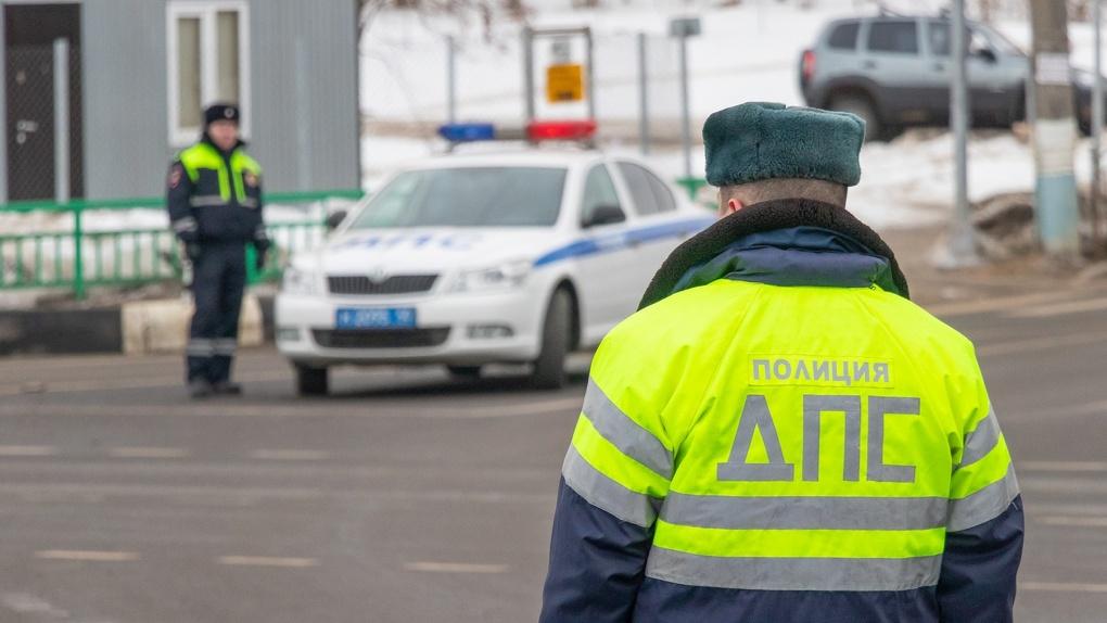 В Новосибирске две маленькие девочки серьезно пострадали в ДТП