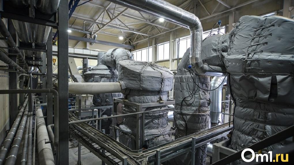 Омск стал первым городом России, где запустили комплекс утилизации осадка сточных вод