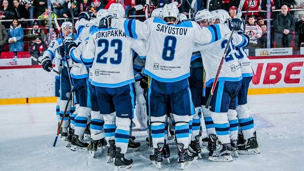 Стала известна предварительная дата начала матчей ХК «Сибирь»