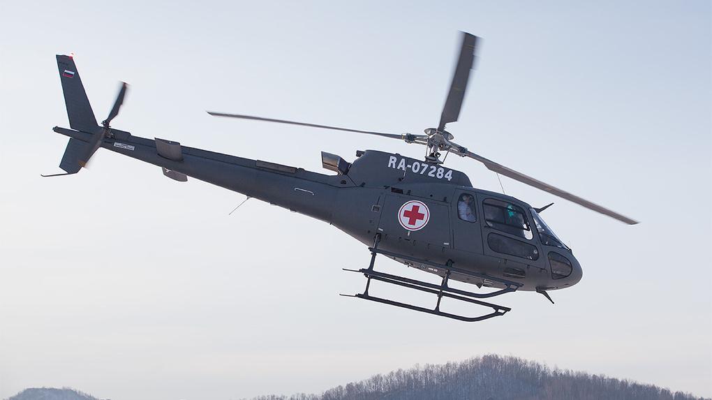 Благодаря вертолетам удалось спасти жизни 500 жителей Омской области