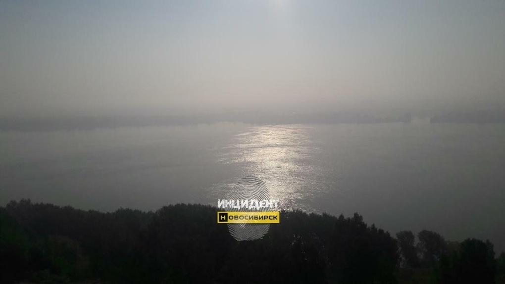 Критический уровень загрязнения воздуха зафиксировали в новосибирском районе ОбьГЭС