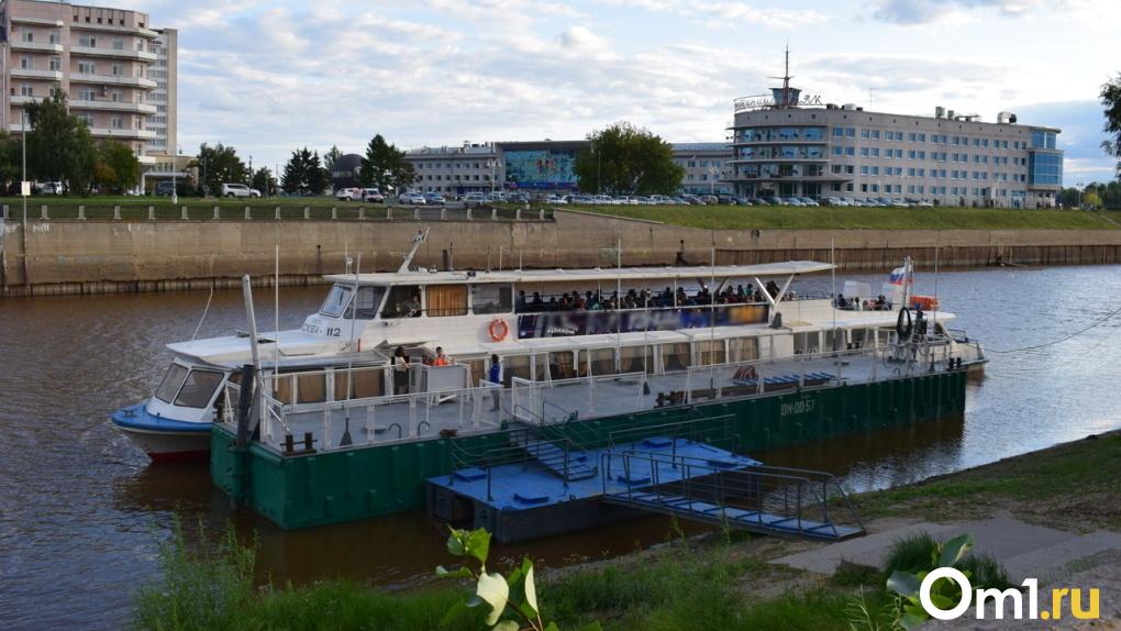 Эх, поплывем. Весной в Омске планируется запуск речного пассажирского транспорта