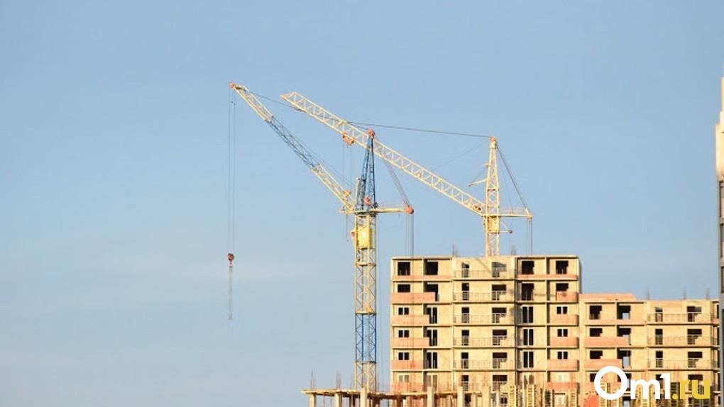 Омские чиновники впервые за три года предлагают в аренду землю для строительства многоэтажек