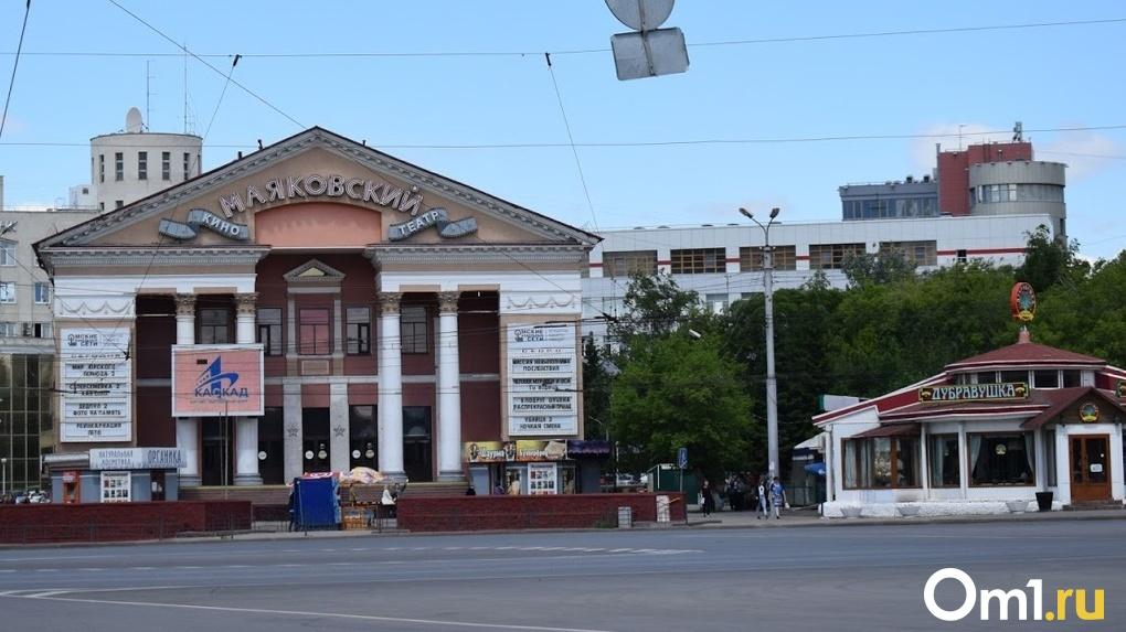 Омское кафе «Дубравушка» обязали снести в течение месяца