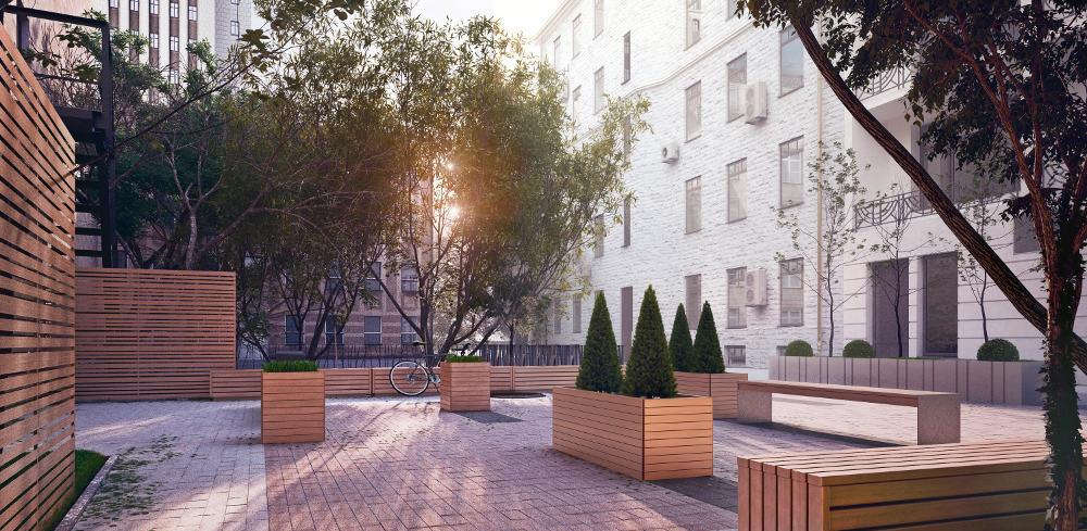 В Омске принимают заявки на благоустройство дворов и общественных пространств