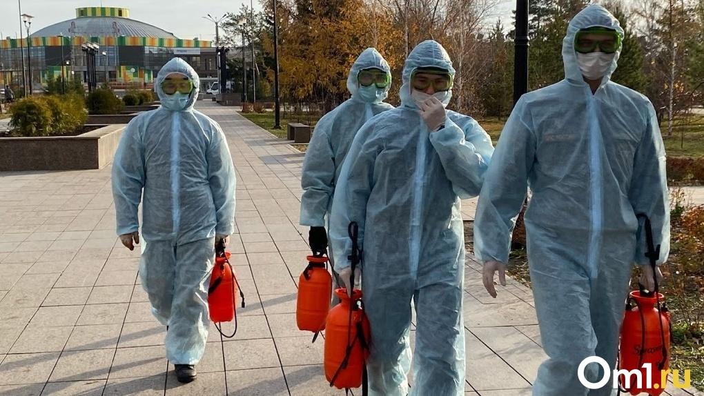 Омская область вошла в топ-5 регионов Сибири по количеству выздоровевших пациентов от COVID-19