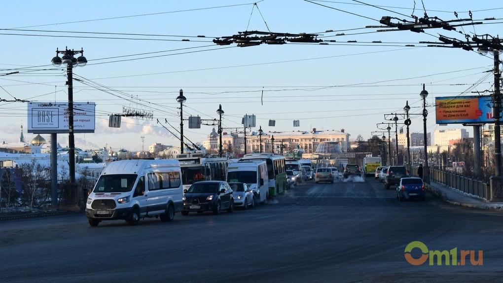 Штрафы за нарушение ПДД пойдут в омский дорожный фонд