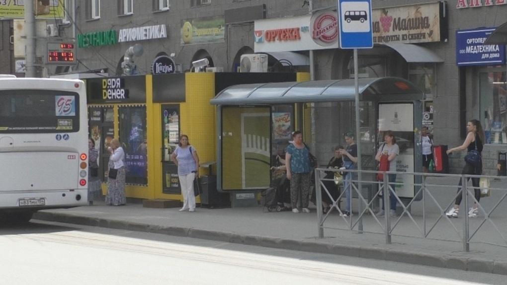 Идём на диалог: мэр Новосибирска ответил на недовольства предпринимателей по поводу умных остановок