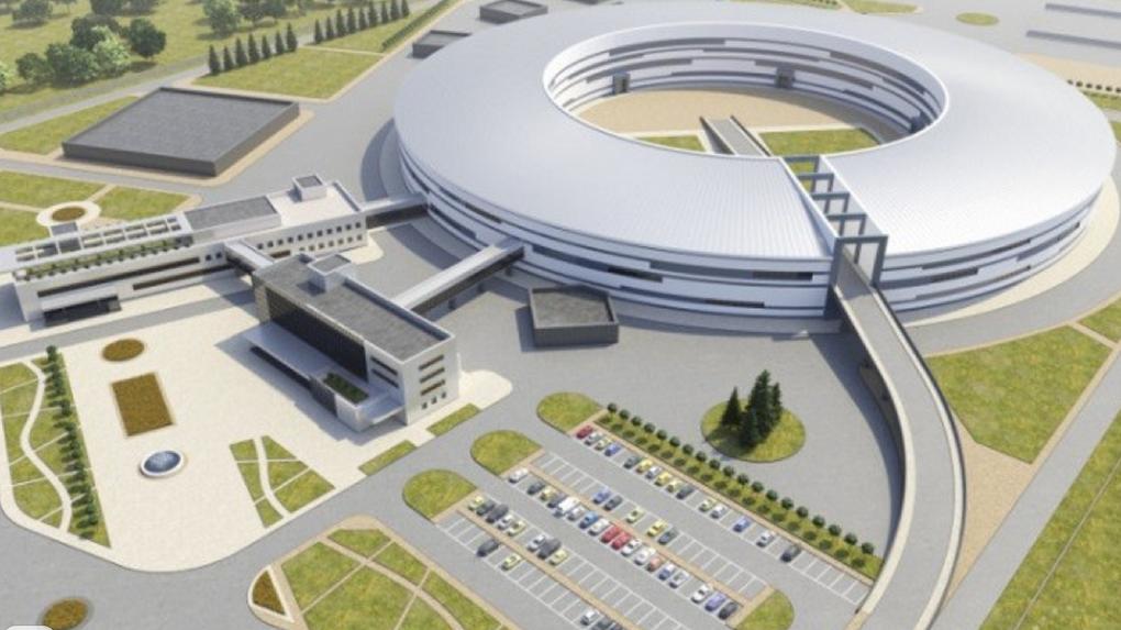 Представлена концепция внешнего вида ЦКП «СКИФ» Новосибирского научного центра