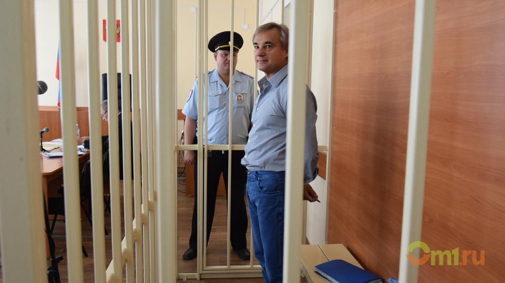 Сергей Калинин останется в омском СИЗО до середины октября