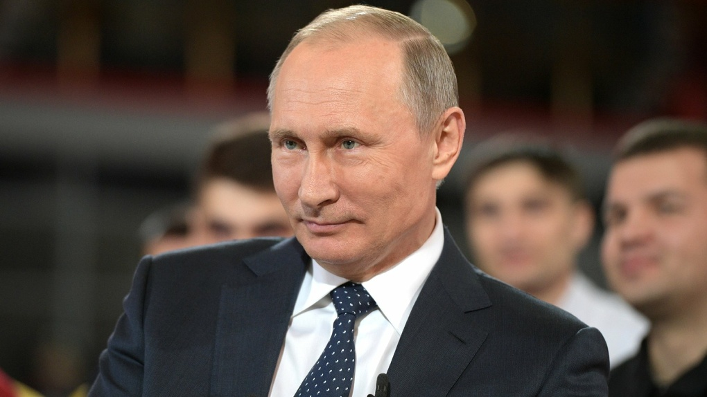 Владимир Путин официально стал кандидатом в президенты