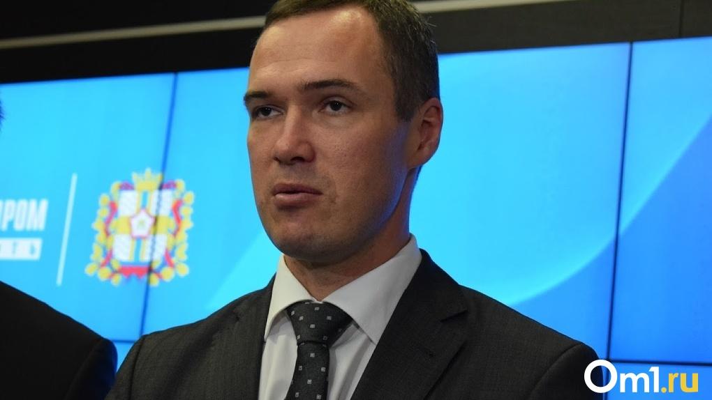 Министра экологии Омской области Илью Лобова привлекли к ответственности за состояние «Амринской балки»