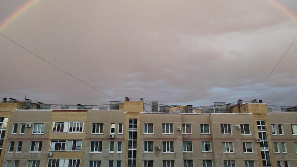 В Омске снизилось количество построенного жилья