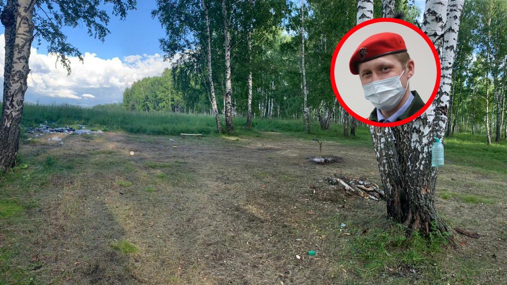 Выстрелы и паника у детей: чем для руководителя «Юного армейца» обернулась стрельба под Новосибирском