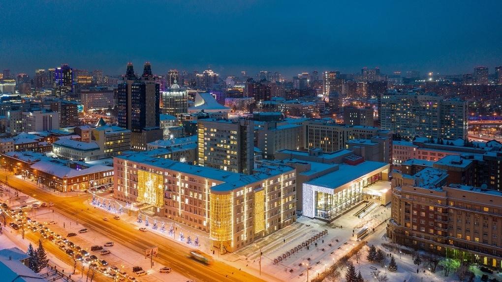 Сможете ли вы узнать Новосибирск на необычных фотографиях?