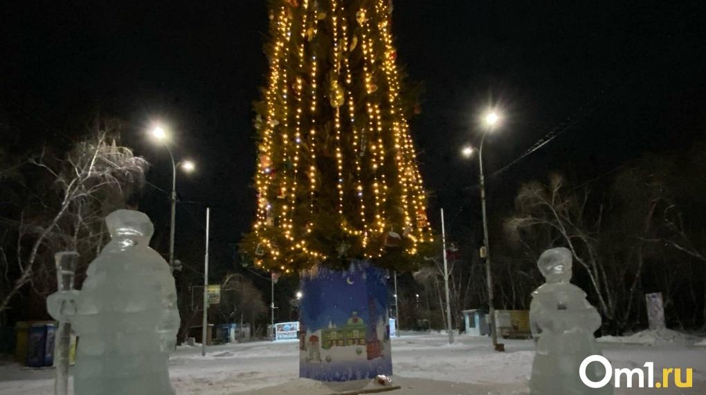 Аномальные морозы придут в Новосибирск в новогоднюю ночь и первые дни января