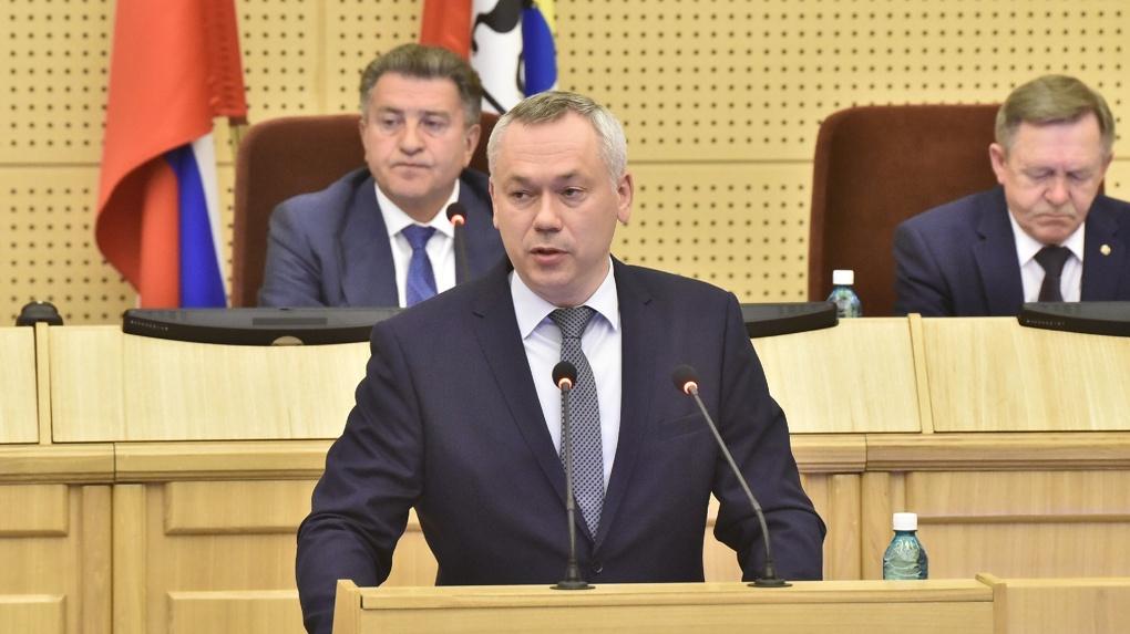 Губернатор отметил конструктивное взаимодействие властей в реализации новосибирских масштабных проектов