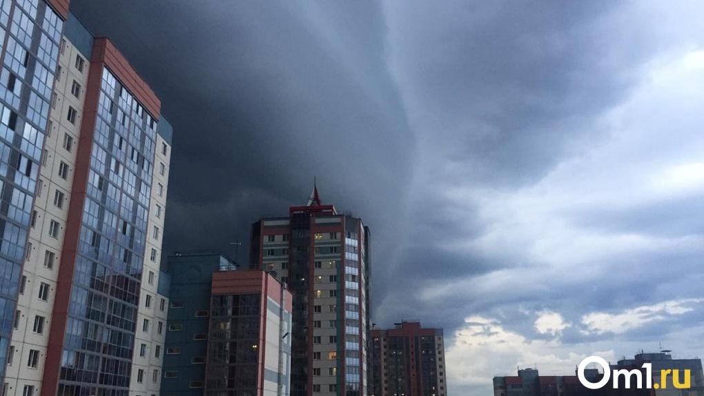 Штормовые выходные: мощные ливни с грозами обрушатся на Новосибирск