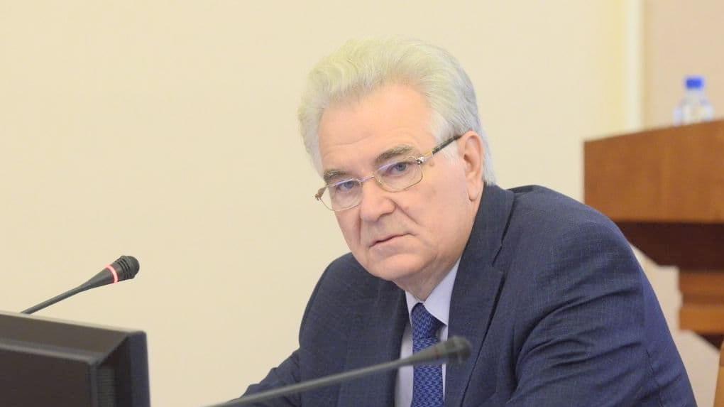 Владимир Варнавский. Путин утвердил состав российской делегации для участия в Конгрессе Совета Европы