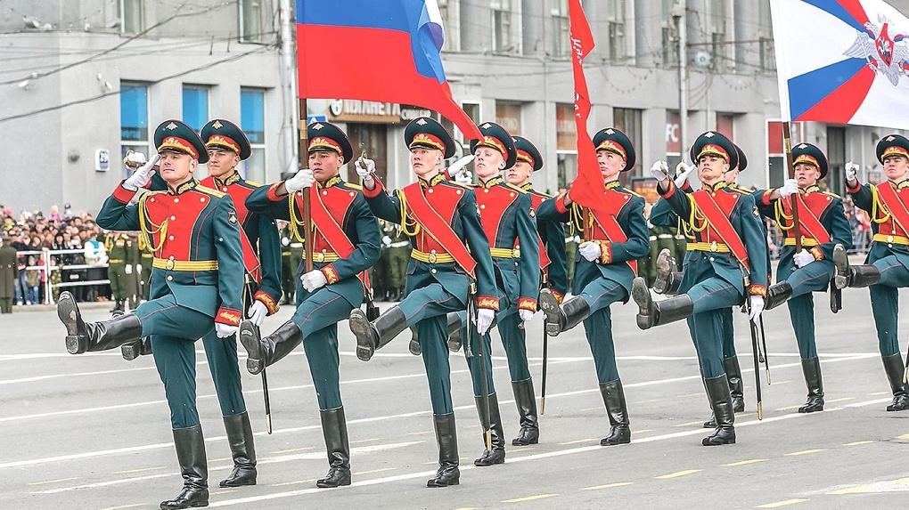 Власти Новосибирска не собираются отменять парад на 75-летие Победы