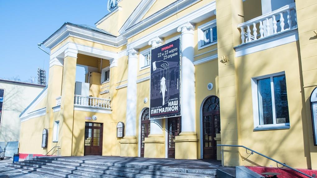 Театры Новосибирска прекратили работу из-за коронавируса