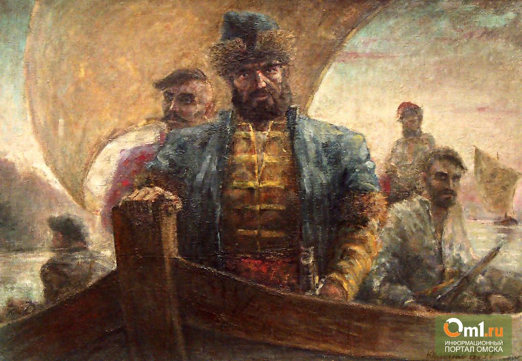 Омские и тюменские ученые хотят отыскать могилу Ермака