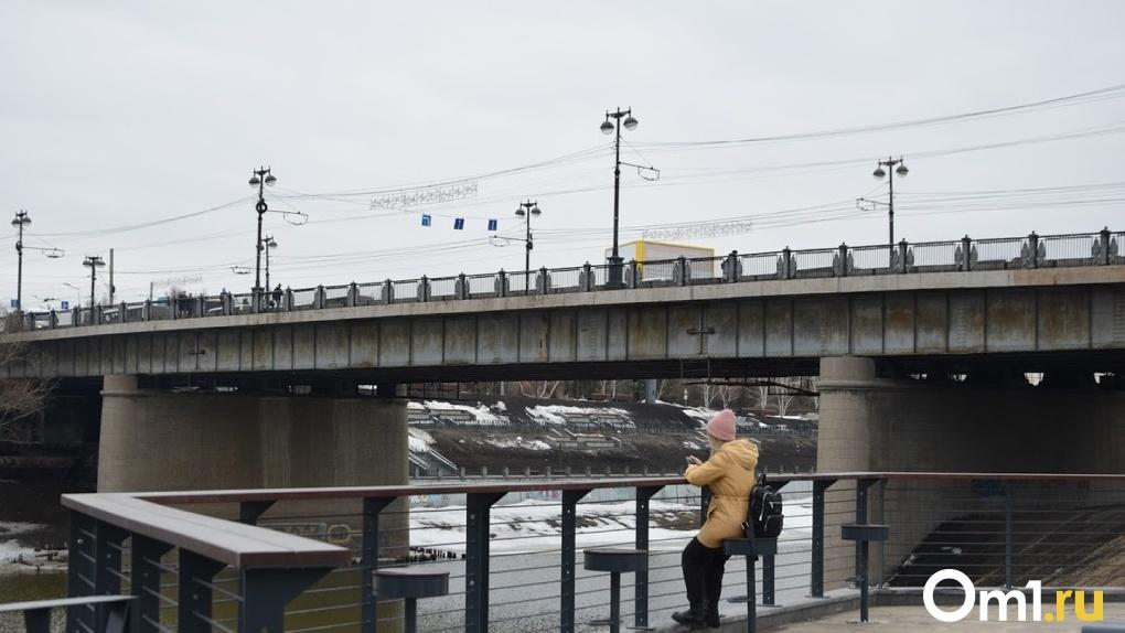 Три моста в Омске будут капитально отремонтированы