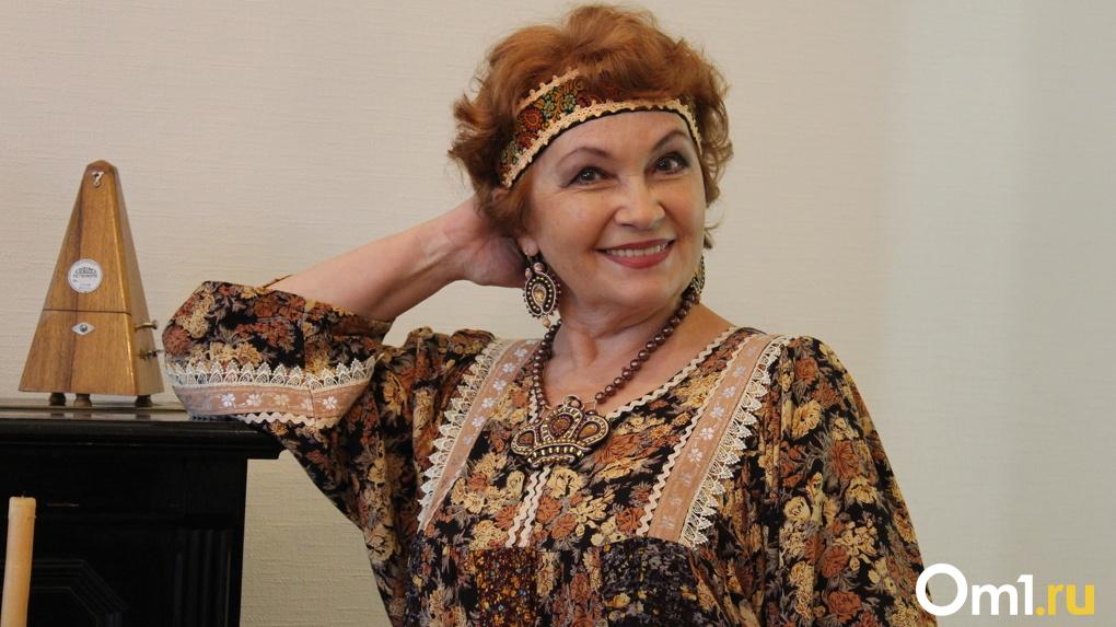 64-летняя пенсионерка из Новосибирска победила в конкурсе дефиле