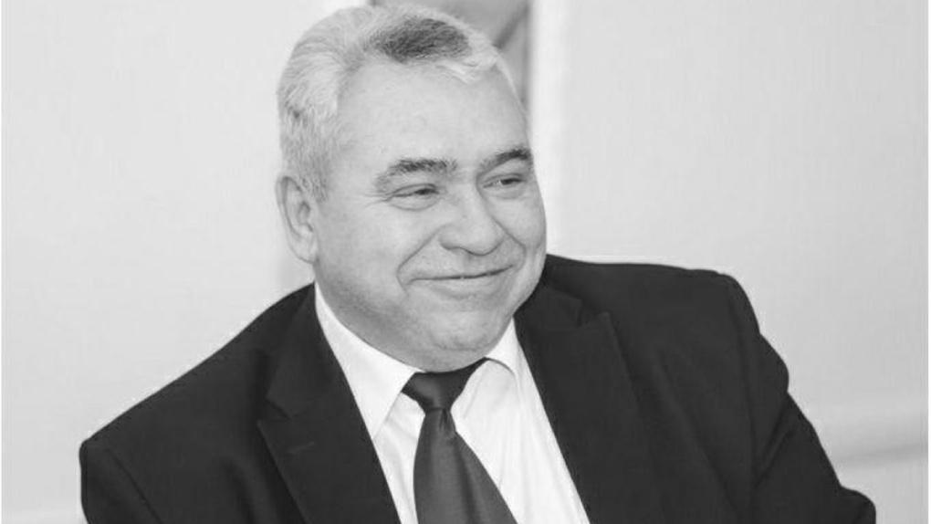 В Омске умер главный врач горбольницы №2 Николай Юргель