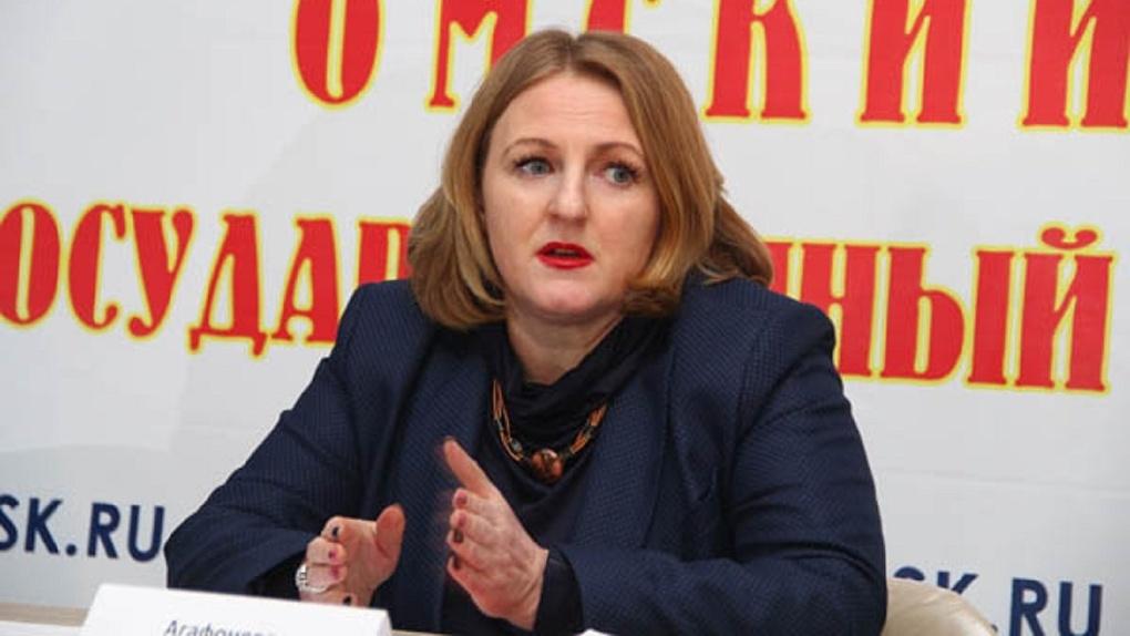 Директор омского цирка Елена Агафонова стала главой совета директоров Росгосцирка