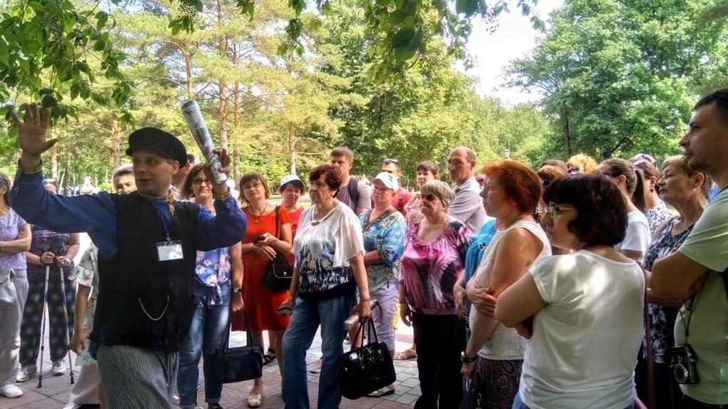 Креативные новосибирцы могут водить экскурсии по любимому городу