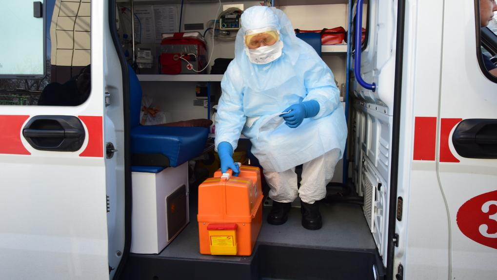 В Новосибирской области число заражённых коронавирусом выросло до 9933 человек