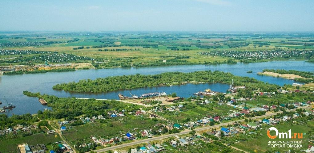 Омским поселениям выделят 30 млн рублей на разработку генпланов