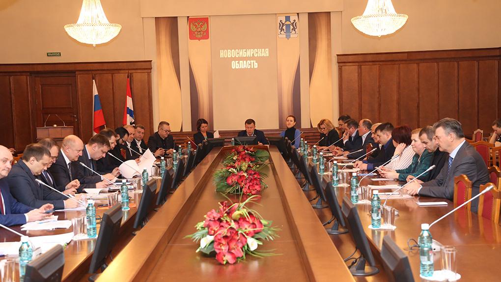 8,5 миллиарда рублей получит Новосибирская область на образование, здравоохранение и дороги