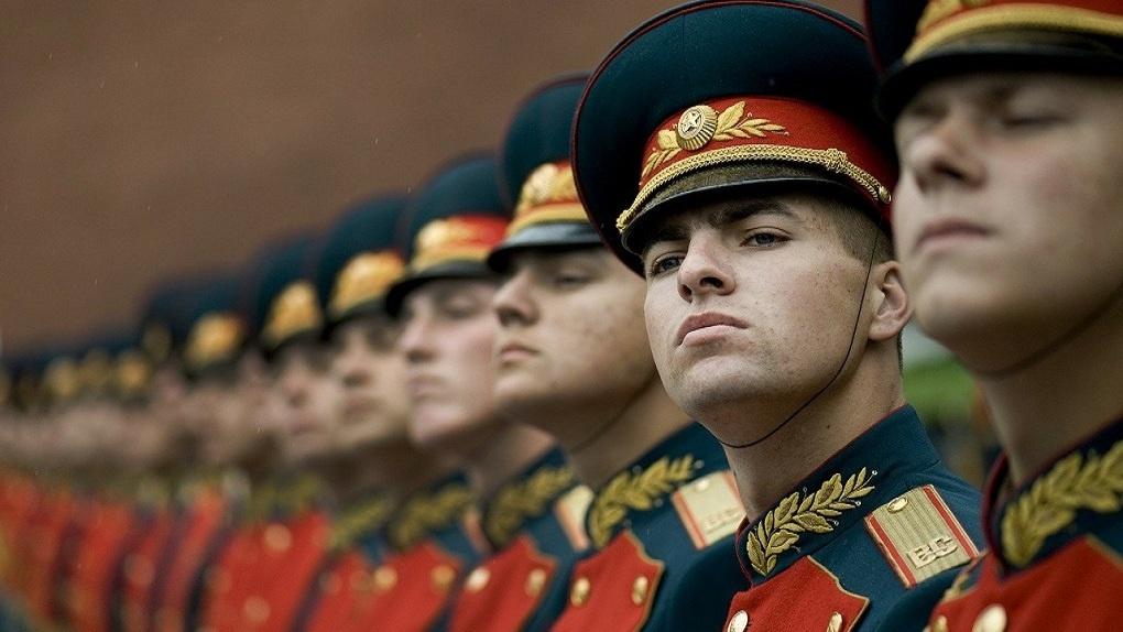 В Новосибирской области начался осенний призыв