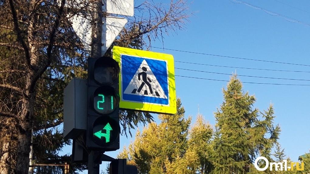 В мэрии Омска рассказали, как проходит снижение аварийности на дорогах